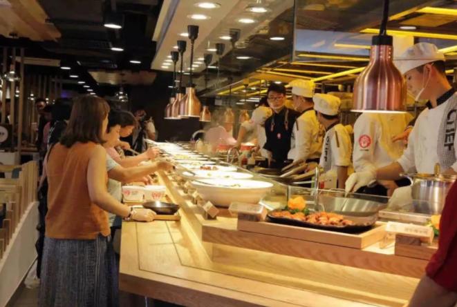 中式餐厅加盟店